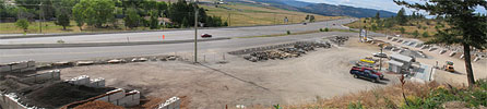 Just vernon bc landscape aggregate and rock for Landscaping rocks vernon bc